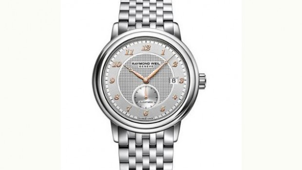 Raymond-Weil-Maestro-Automatic-Silver-Dial-Stainless-Steel-