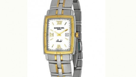 Raymond-Weil-Mens-Parsifal-White-Textured-Dial-Watch